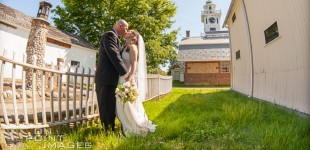 Wedding Photos at Boothe Park in Stratford CT