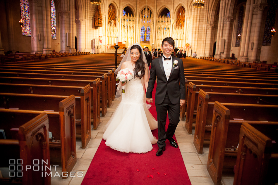 Wedding Ceremony Riverside Church Nyc 12