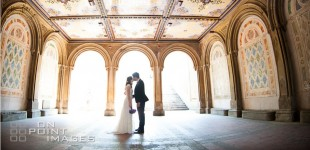 Ladies Pavilion Wedding Photography - Central Park
