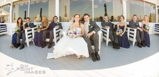 Wedding at Amarante's in New Haven