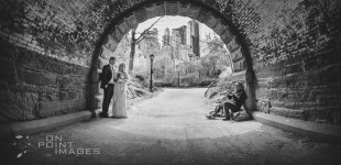 Kristiina & Declan Gapstow Bridge Wedding Ceremony