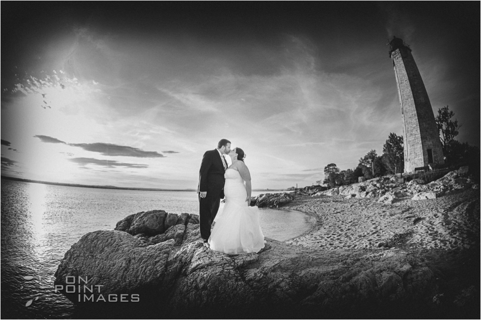 Lighthouse Point Park Wedding Photographs