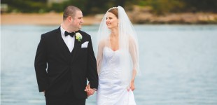 Tiffany & Matthew's Pine Orchard Wedding Photographs
