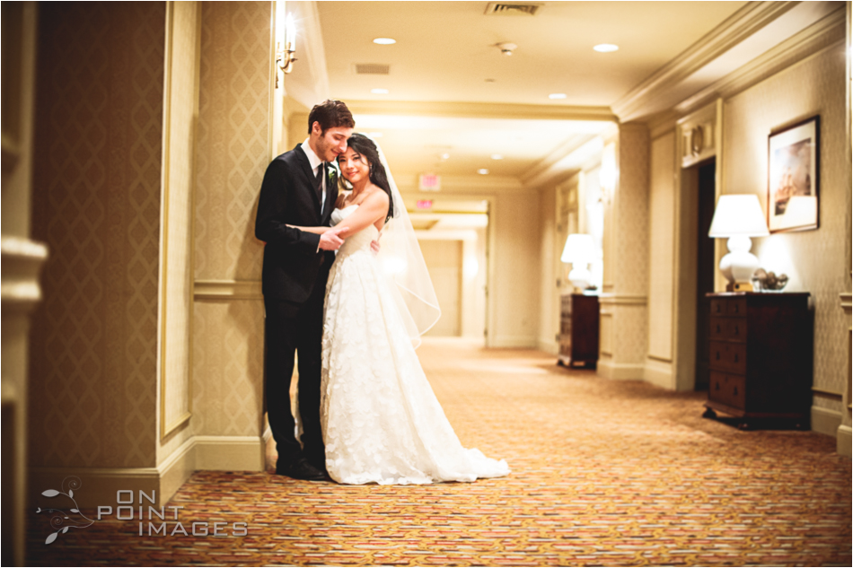 Wedding Photographer Omni Hotel