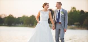 Lauri & Ben's Wedding at Latitude 41 in Mystic Connecticut