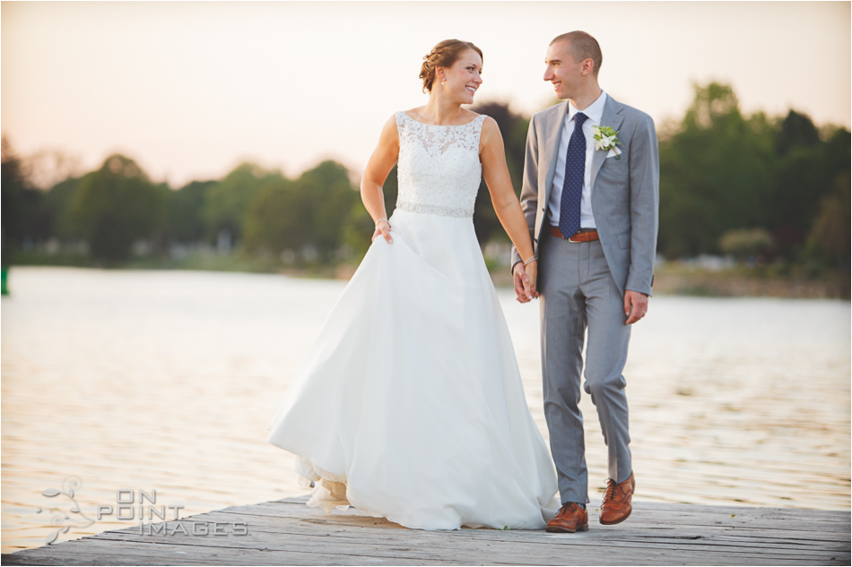 Wedding Photography at Latitude 41 in Mystic Connecticut
