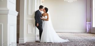 Aria Summer Wedding Photographs