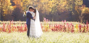 Sarabeth & Tom's Farm Wedding in Roxbury CT