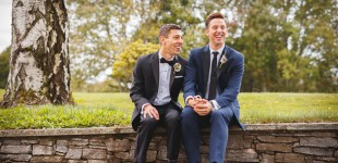 Matthew & Patrick - Wedding Photography in New Haven CT