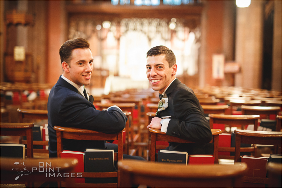 Christ Church Wedding Photography - Yale New Haven Campus
