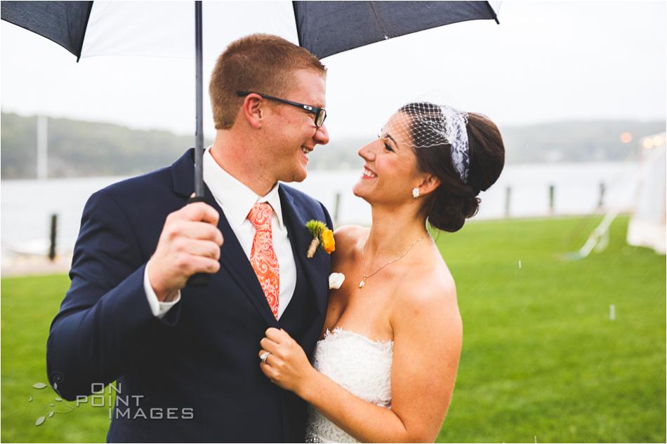 Wedding Photos at Latitude 41 in Mystic CT