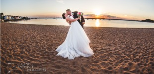 Jacqueline & Brandon's Wedding at Anthony's Ocean View in New Haven