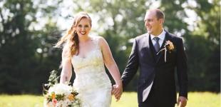 Stephanie & Rob's Wedding at Bushnell Farm in Old Saybrook