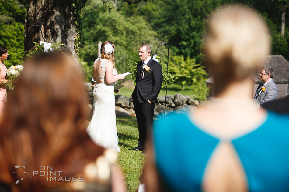 Stephanie farmer wedding