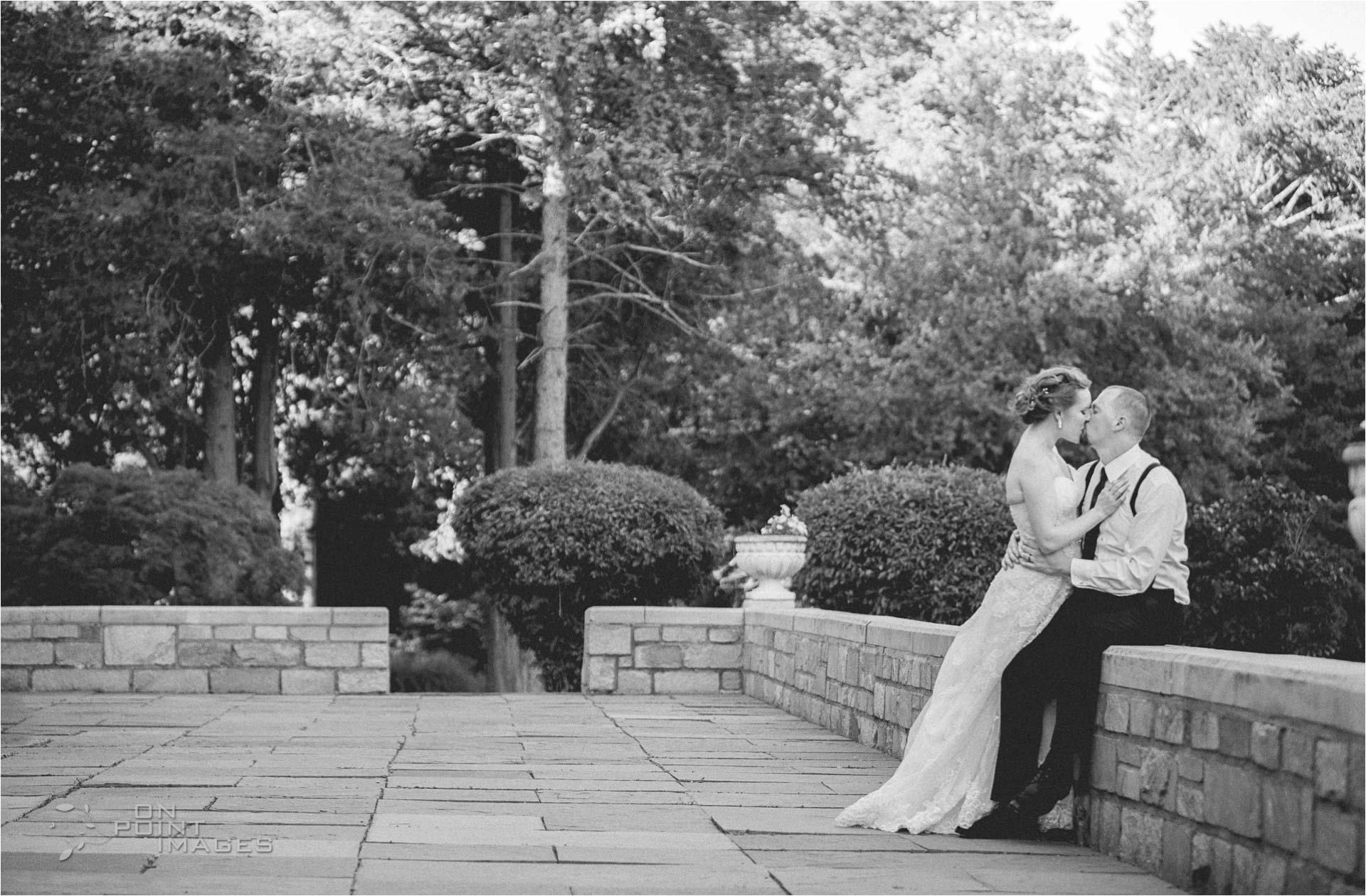 Gallaher Mansion Wedding Photographs - Sarah & Dan