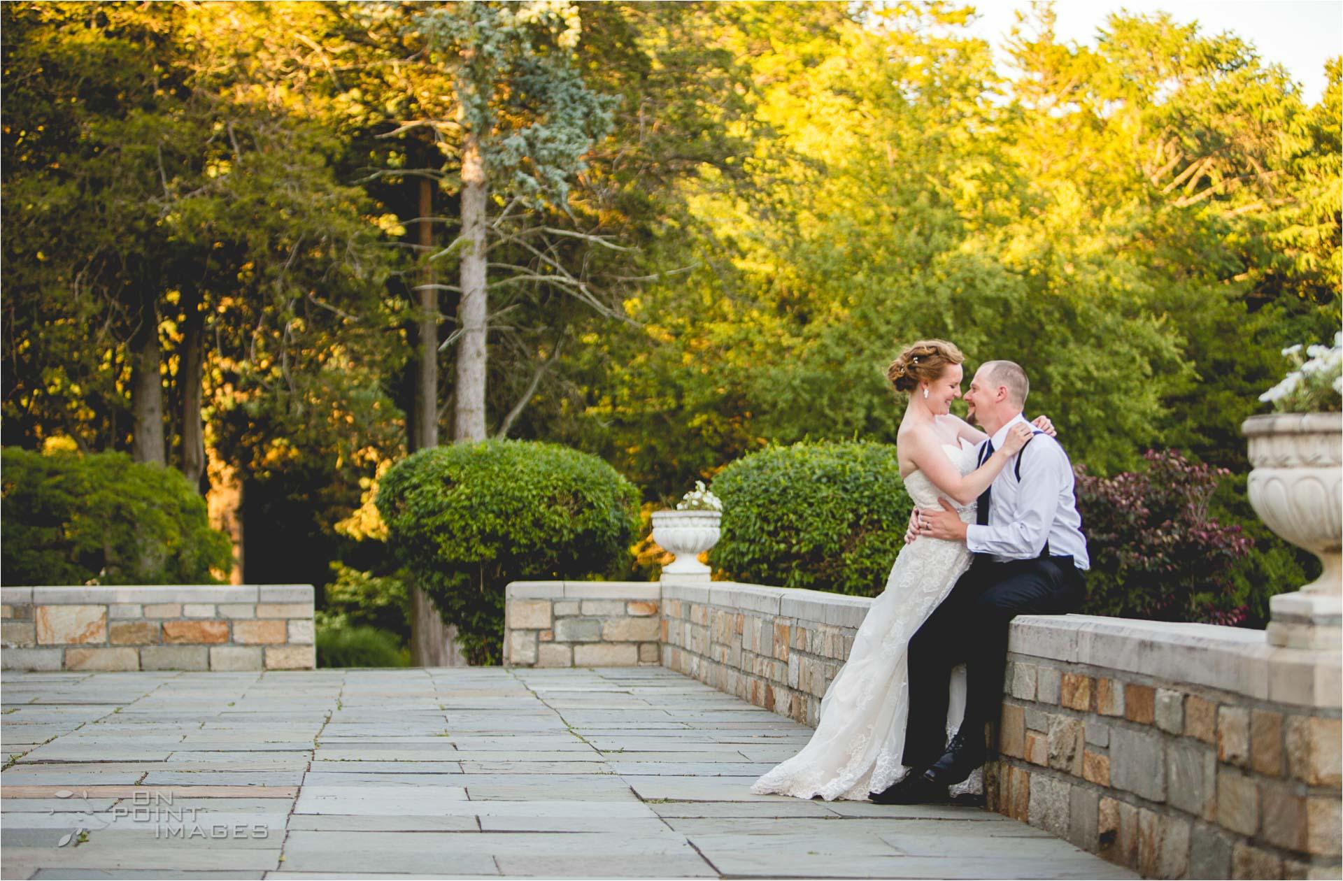 Gallaher Mansion Wedding Photographs