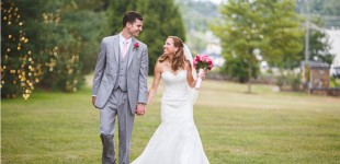 Danielle & Kyle's Wedding at Woodwinds in Branford Connecticut