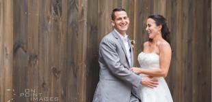 Morgan & Adam's Wedding Photos at Dudley Farm in Guilford CT
