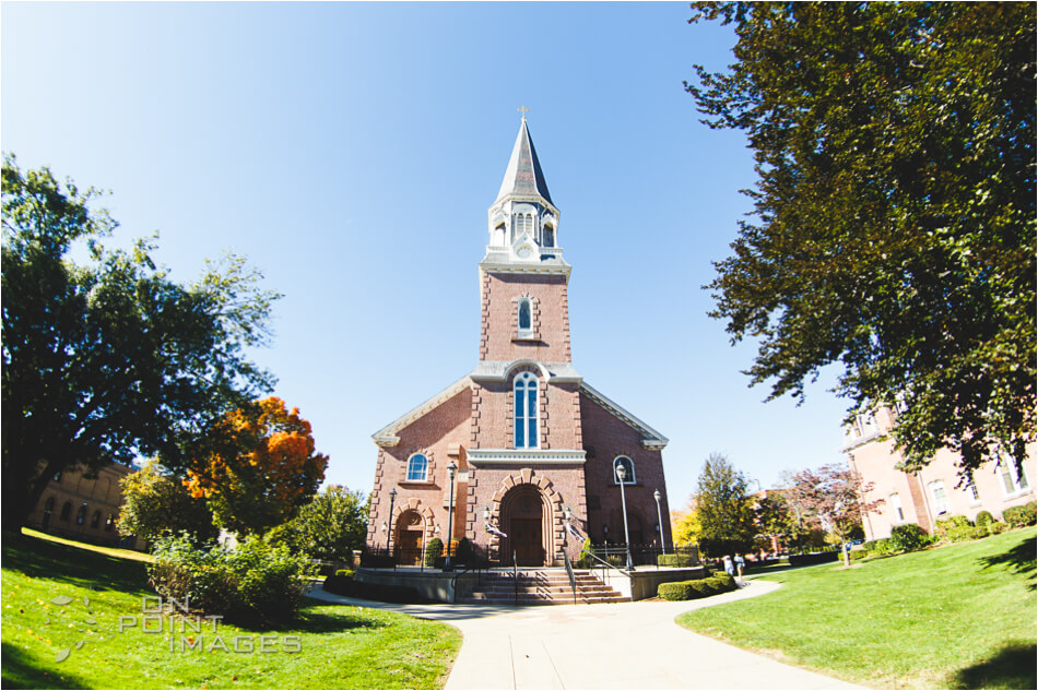 Cathedral of St Michael the Archangel in Springfield, MA