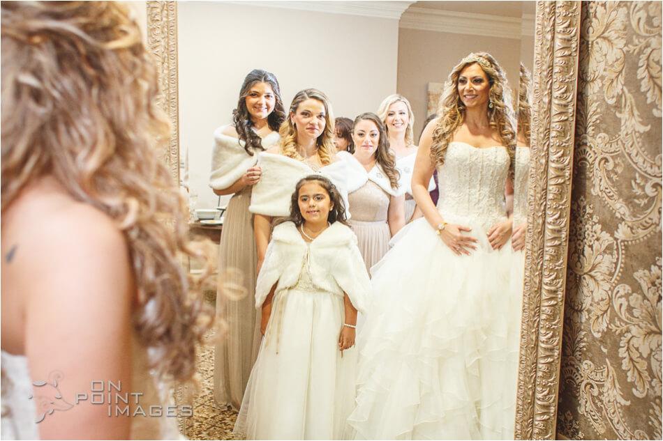 Bridal Suite at Aria