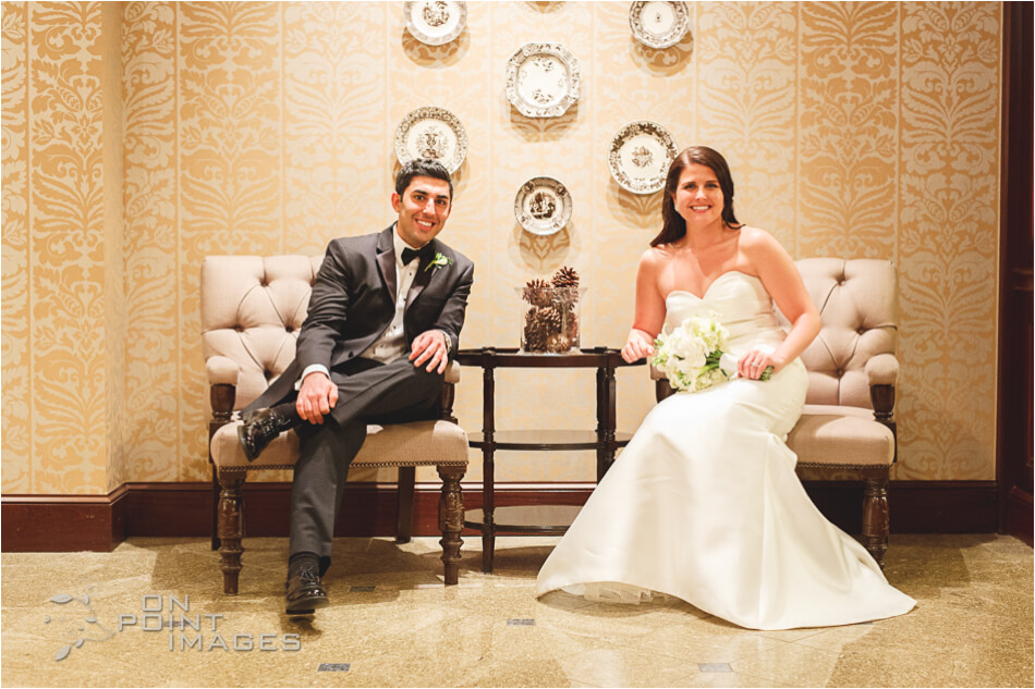 Omni Hotel Wedding Photography